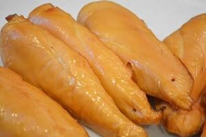 燻製(鶏)