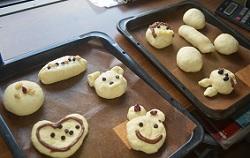 親子でパン作り3